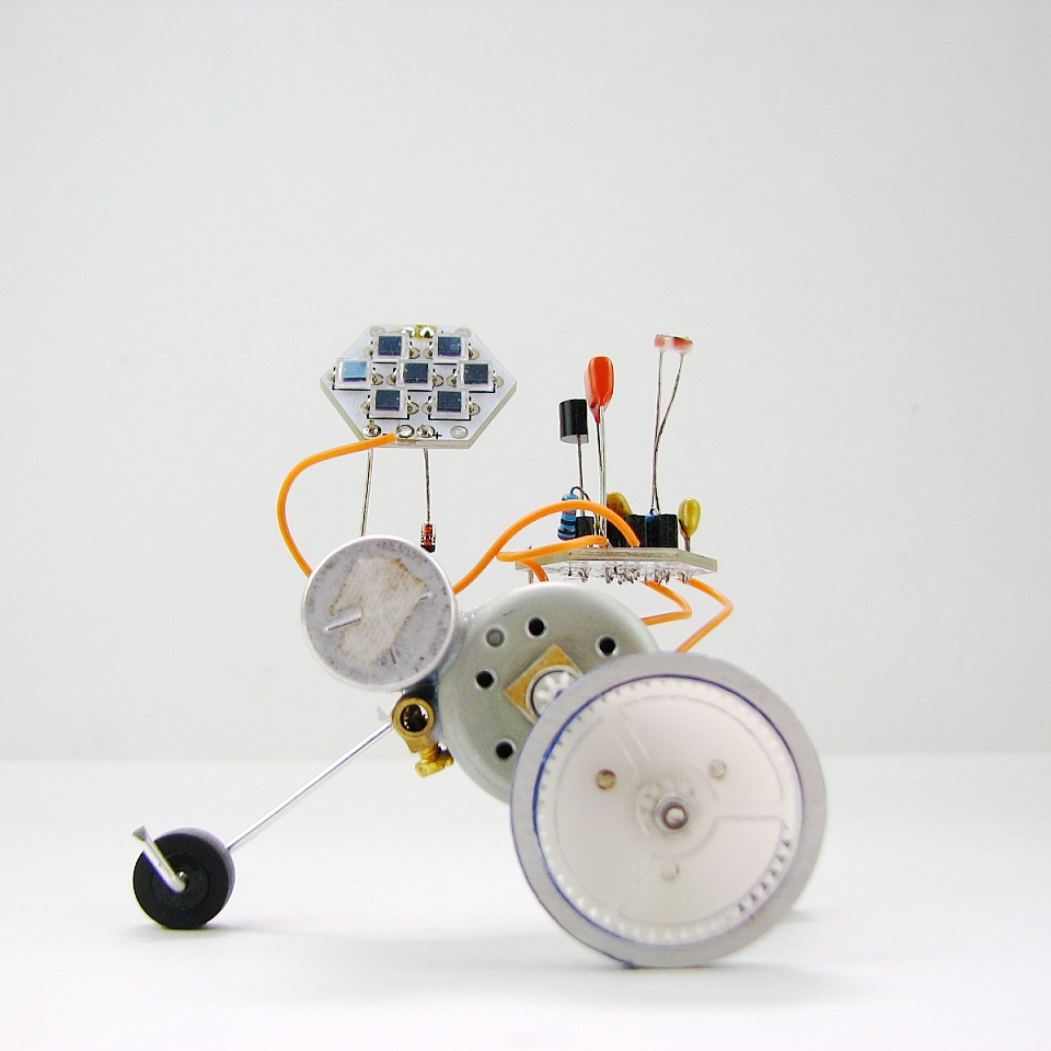 Beam Robot Solarbotic Solarbeam Diy Type1  U2013 Handsmagic